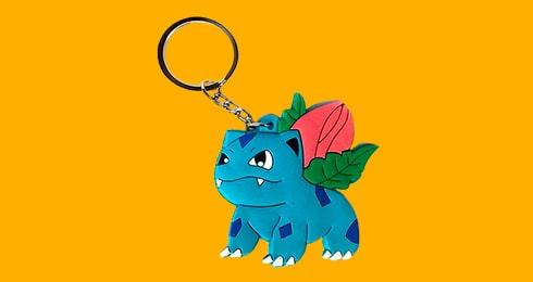 llavero de bulbasaur
